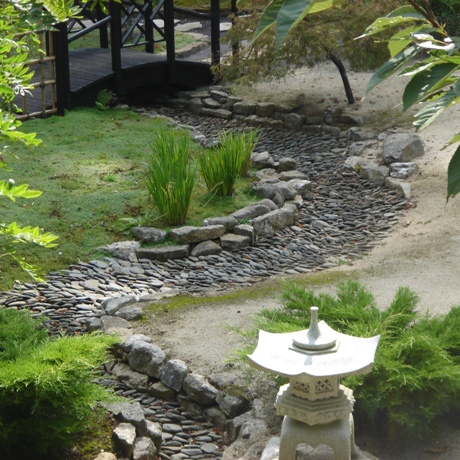 Bih rhs level 3 certificate in the principles of garden for Japanese garden design principles
